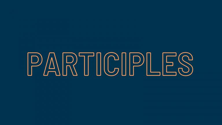 Participles - แกรมม่าต้องรู้ก่อนสอบ TOEIC