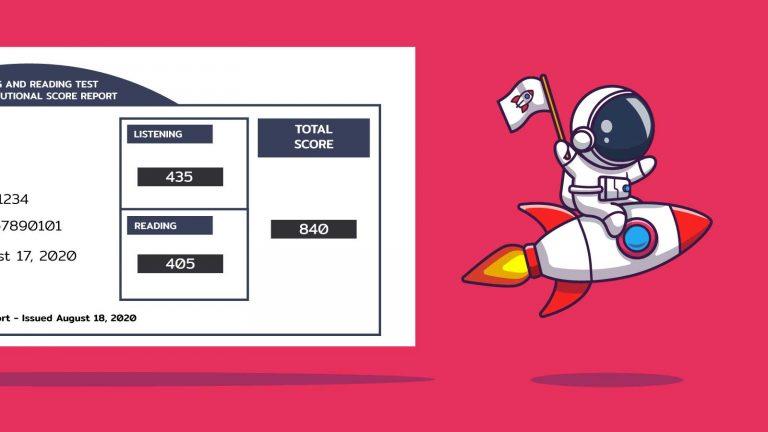 รีวิวสอบ TOEIC 2020 (ได้ผลสอบแล้วค้าบบบ สอบครั้งแรกได้ 840 เกินคาดนิดหน่อย)